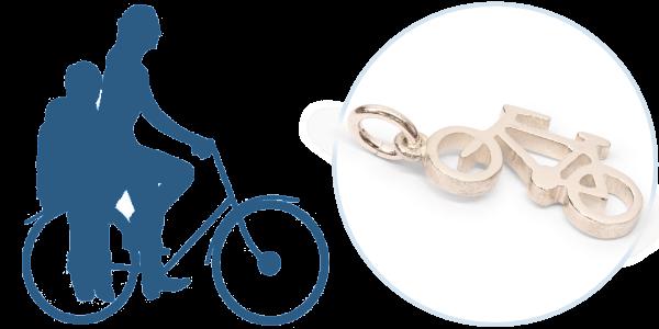 Bicycle charm € 29,95